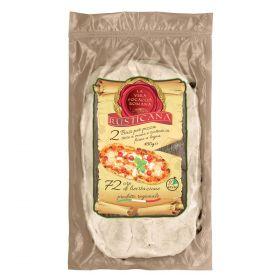 La Spiga Food Base rusticana per pizza gr.250x2